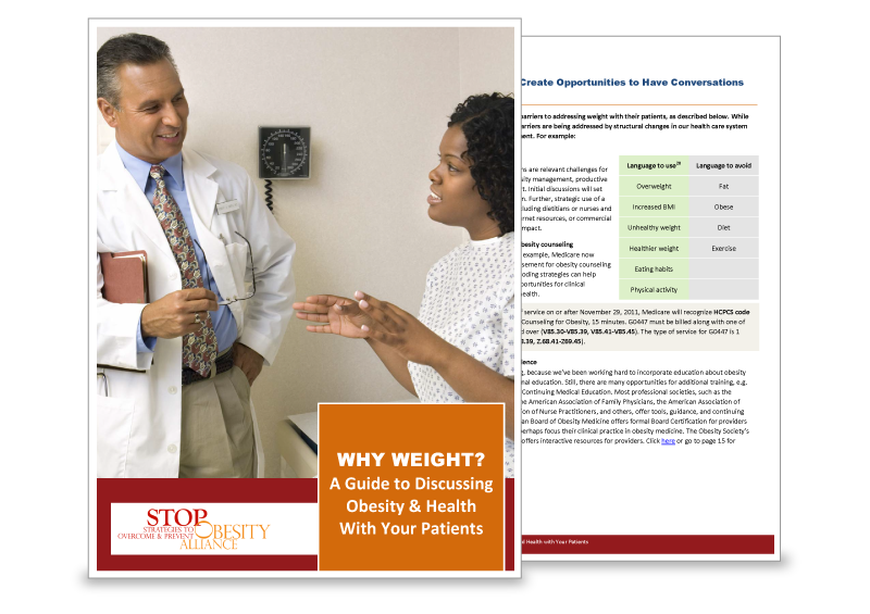 Why Weight Guide cover